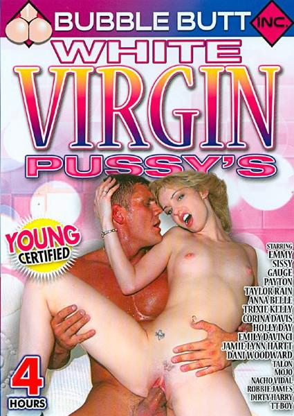 White Virgin Pussy's Box Cover
