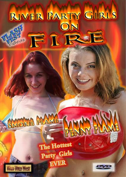 River Party Girls On Fire Box Cover