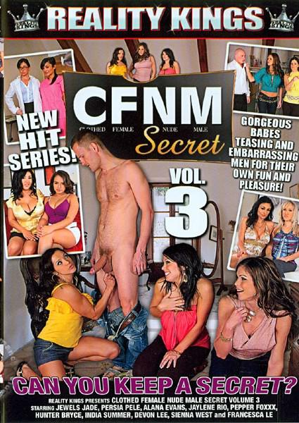 CFNM Secret Vol. 3 Box Cover