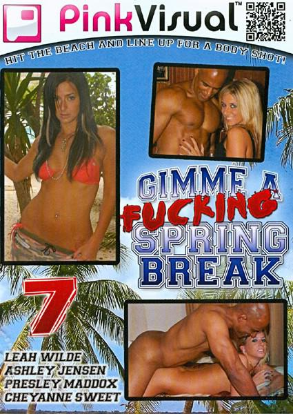 Gimme A Fucking Spring Break 7 Box Cover