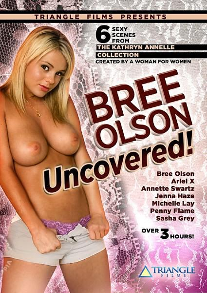 Bree Olson Uncovered! Box Cover