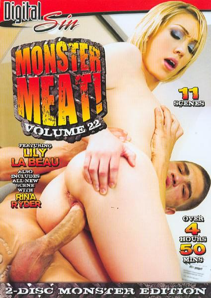 Monster Meat! #22 (Disc 1) Box Cover