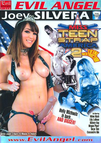 Miss Teen Strap America 2 Box Cover