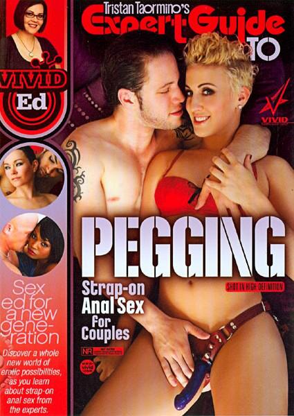 Tristan Taormino's Expert Guide To Pegging Box Cover