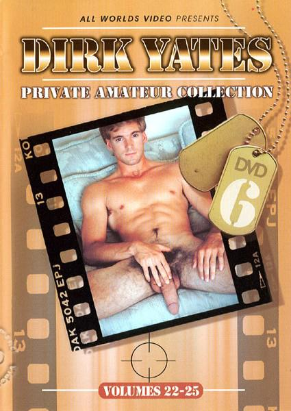 Dirk Yates Private Amateur Collection Volume 22 Box Cover