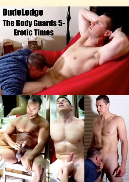 The Body Guard's 5 - Erotic Times Box Cover