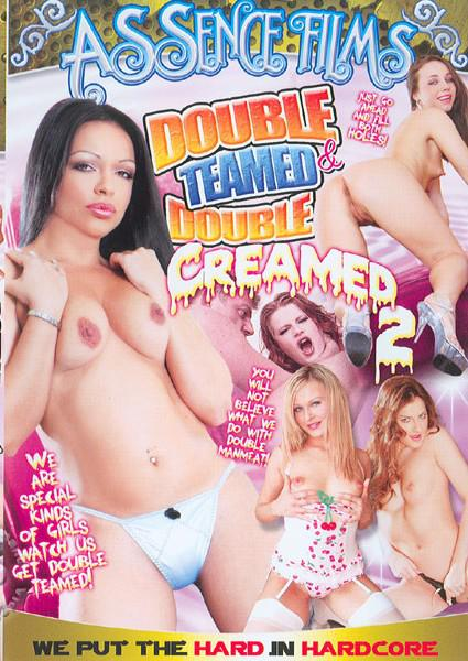 Double Teamed & Double Creamed 2 Box Cover