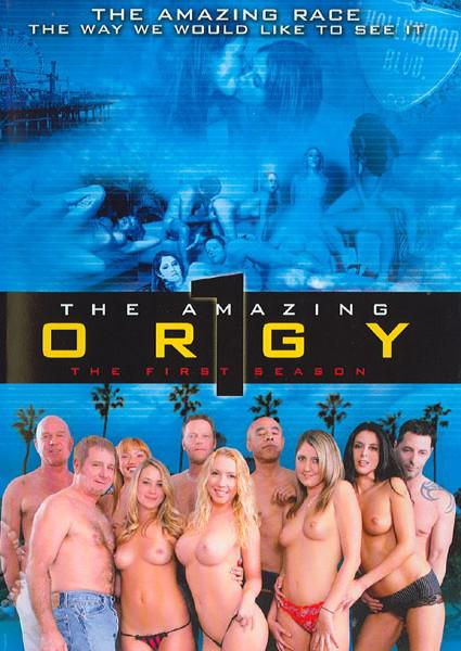 The Amazing Orgy 1 - The First Season Box Cover