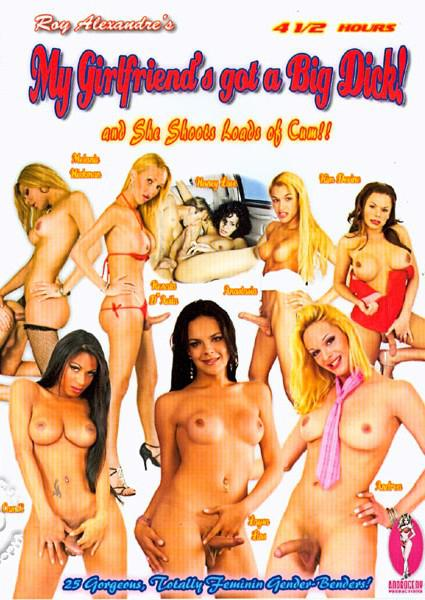 Roy Alexandre's My Girlfriend's Got A Big Dick! Box Cover