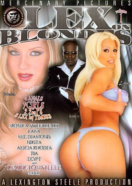 Lex On Blondes Volume 1 Box Cover