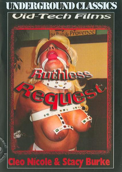 Ruthless Request Box Cover