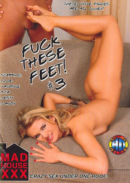Fuck These Feet! #3 Box Cover