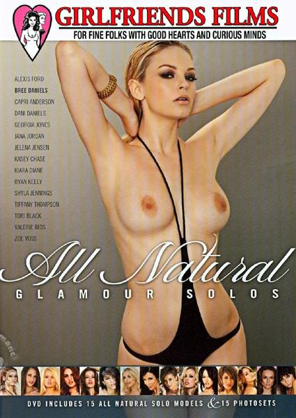 All Natural Glamour Solos Box Cover