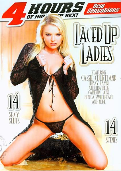 Laced Up Ladies Box Cover