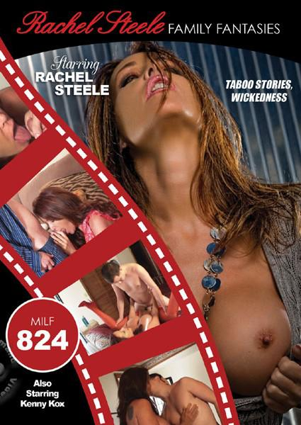 Family Fantasies - MILF 824 - Taboo Stories, Wickedness Box Cover