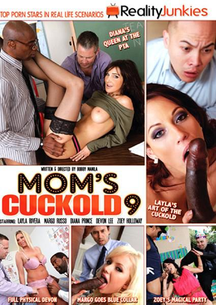 Mom's Cuckold 9 Box Cover