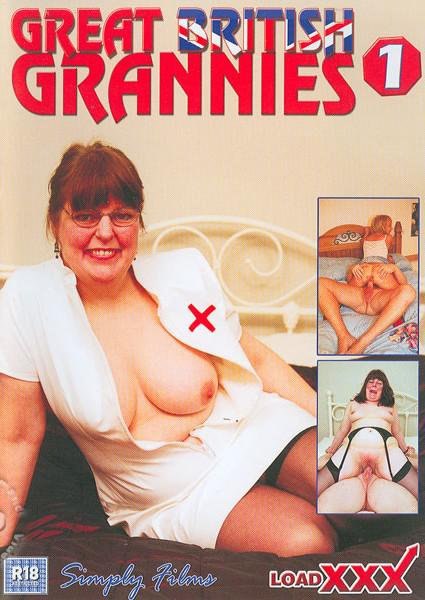 Great British Grannies 1 Box Cover