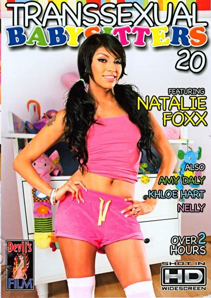 Transsexual Babysitters 20 Box Cover