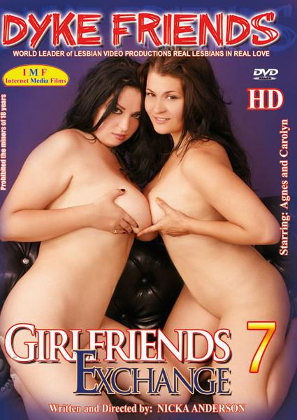 Girlfriends Exchange 7 Box Cover