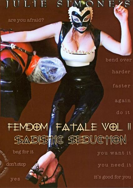 Femdom Fatale II : Sadistic Seduction Box Cover