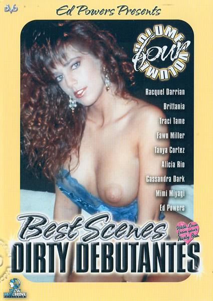 Best Scenes Dirty Debutantes Volume Four Box Cover