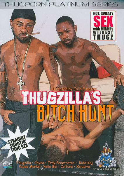 Thugzilla's Bitch Hunt Box Cover