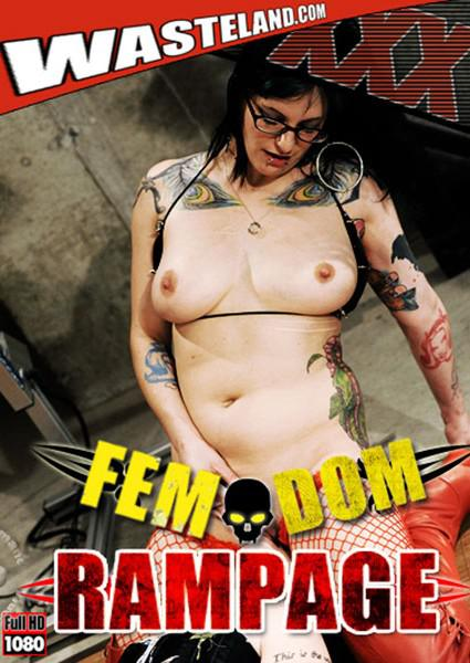 FemDom Rampage Box Cover