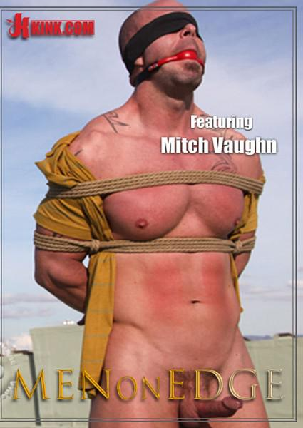 Men On Edge Featuring Mitch Vaughn Box Cover