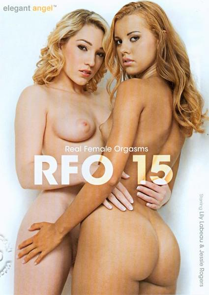 Real Female Orgasms 15 Box Cover