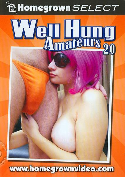 Well Hung Amateurs 20 Box Cover