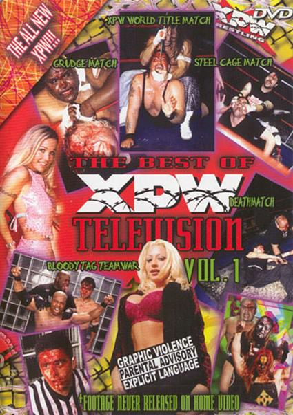 Best Of XPW TV Vol. 1 Box Cover
