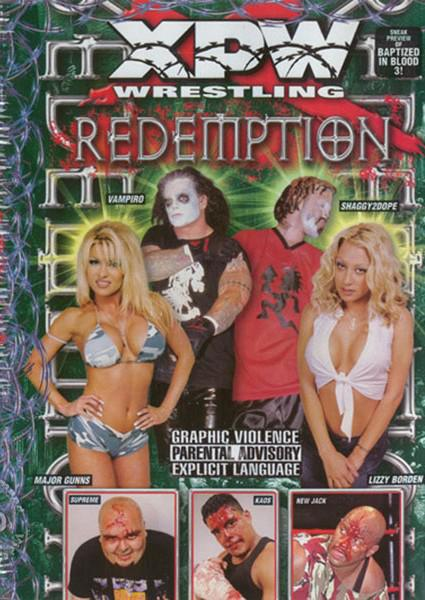 Redemption Box Cover