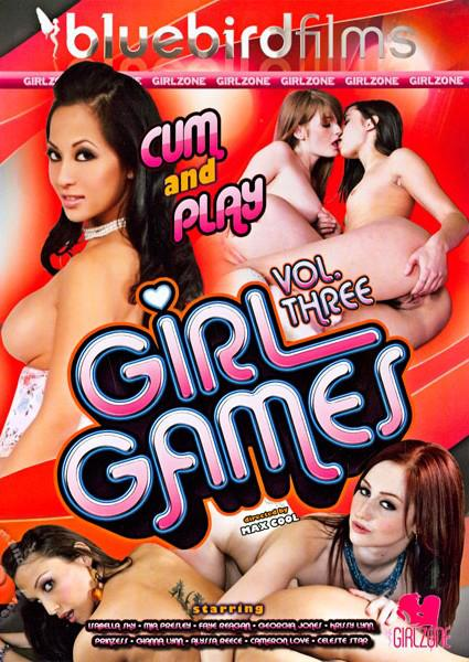 Girl Games Vol. Three Box Cover