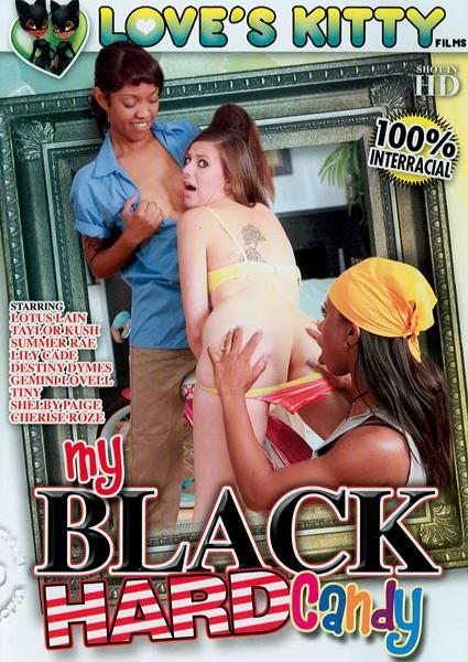 My Black Hard Candy Box Cover