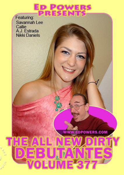 The All New Dirty Debutantes Volume 377 Box Cover
