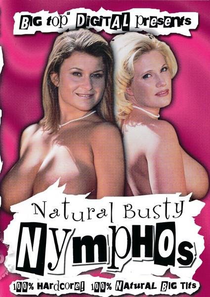 Natural Busty Nymphos Box Cover