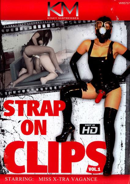 Strap On Clips Vol. 1 Box Cover