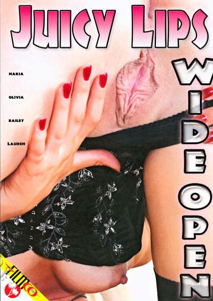 Juicy Lips Wide Open Box Cover