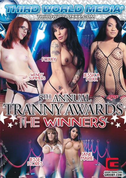 5th Annual Tranny Awards: The Winners Box Cover