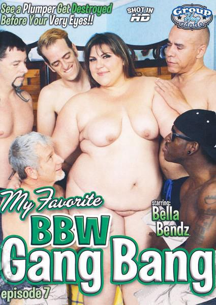 Black Gang Bang Creampie