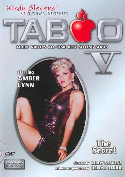 Taboo V - The Secret Box Cover