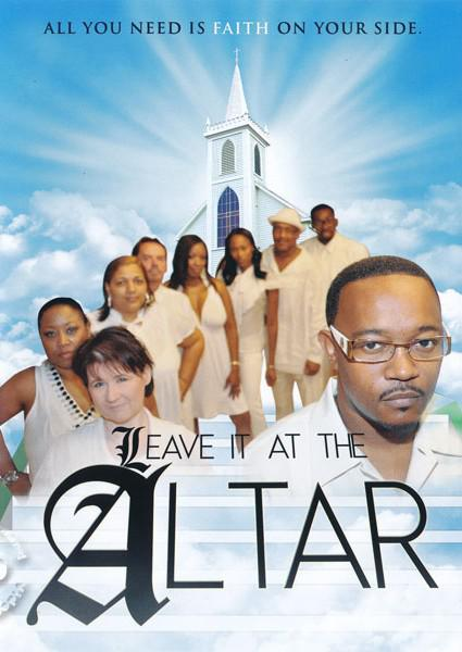 Leave It At The Altar Box Cover