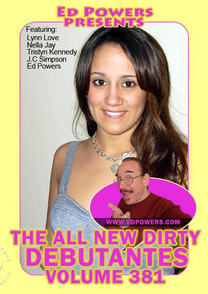 The All New Dirty Debutantes Volume 381 Box Cover