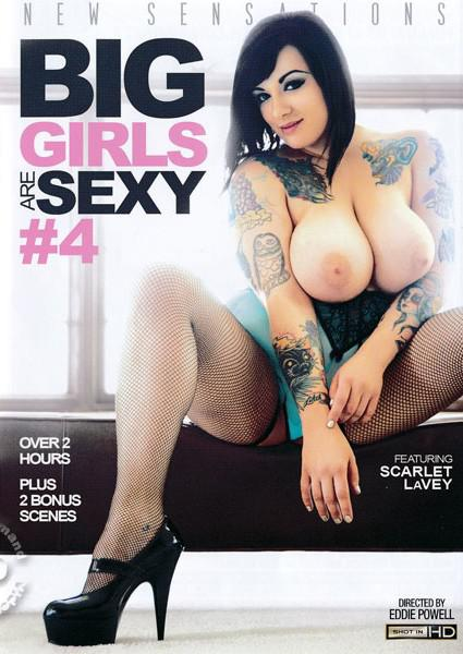 Big Girls Are Sexy #4 Box Cover