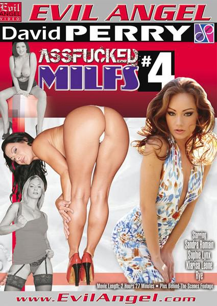 Assfucked MILFs #4 Box Cover