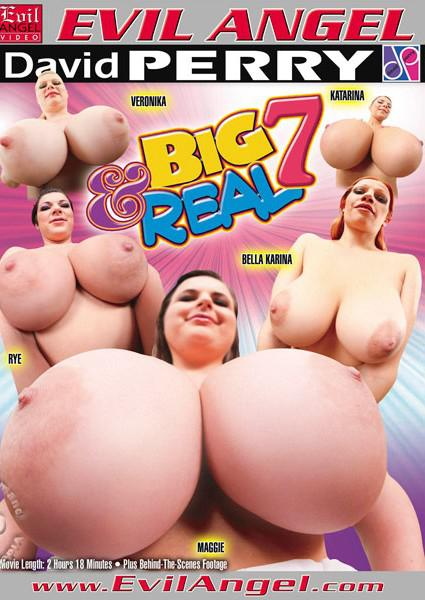 Big & Real 7 Box Cover