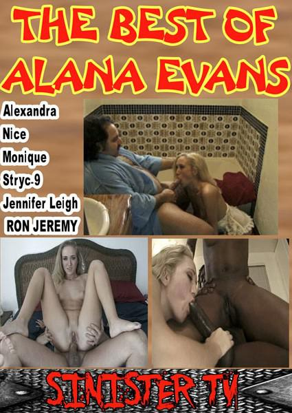 The Best Of Alana Evans Box Cover