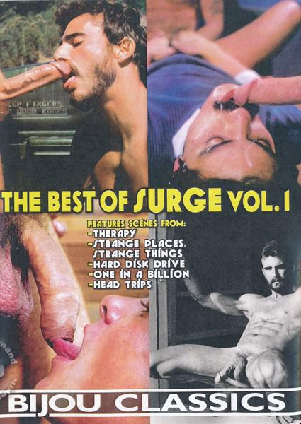 The Best of Surge Vol. 1 Box Cover