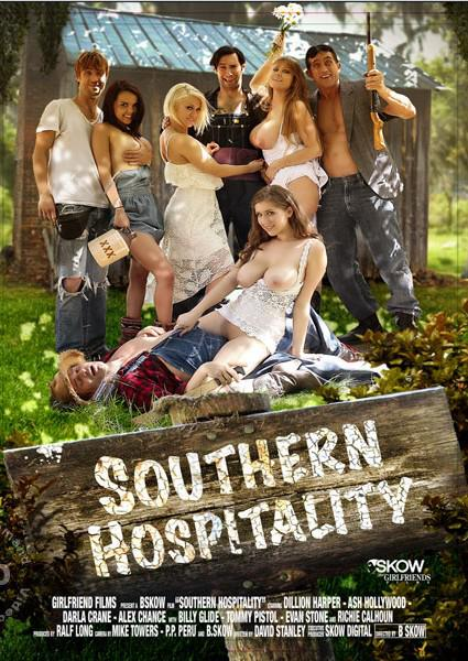 Southern Hospitality Box Cover