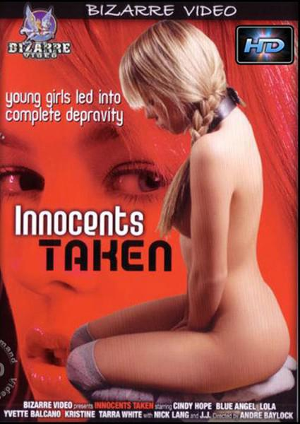 Innocents Taken Box Cover